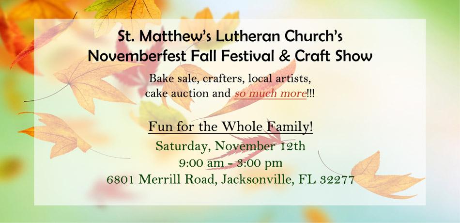 Novemberfest 2016