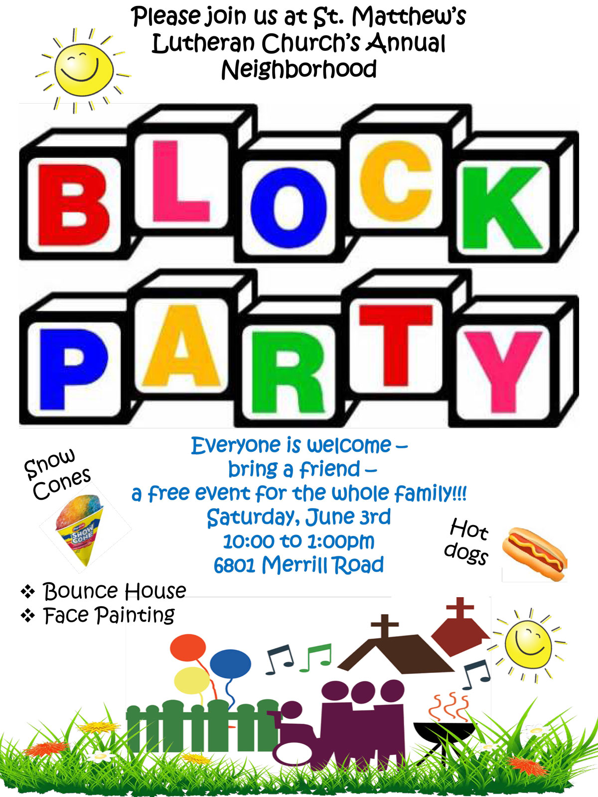 New Block Party 2017 187 St Matthew S Lutheran Church