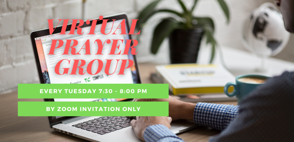 virtual prayer group