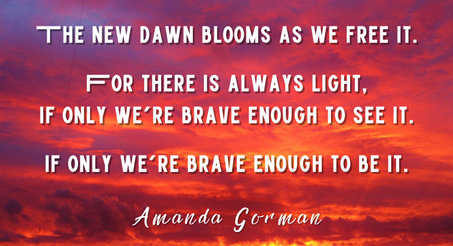 new dawn blooms